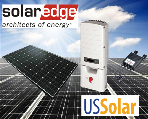 SolarEdge Strengthens Ties with Their Elite Distributor, USSolar