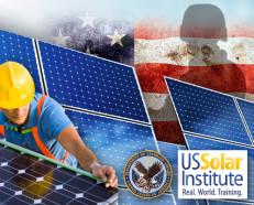 veterans training solar