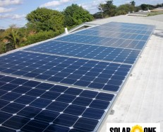 florida solar one solar panel