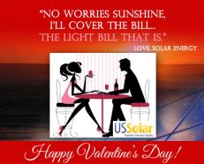 solar valentine
