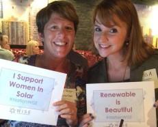 women in solar energy go solar in florida