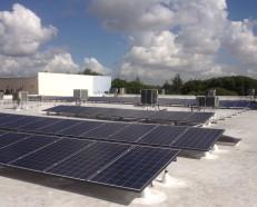 micro battery solar install miami