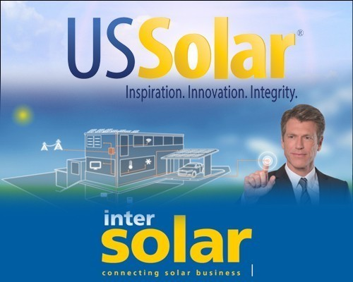 US Solar Invited to speak at intersolar North America
