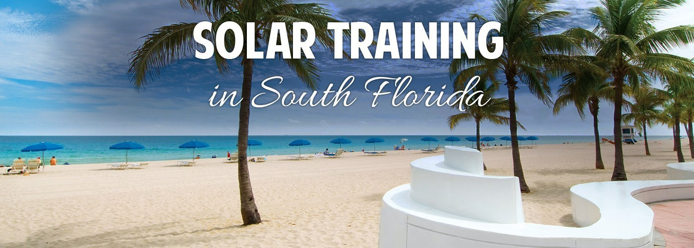 Solar Training in South Florida