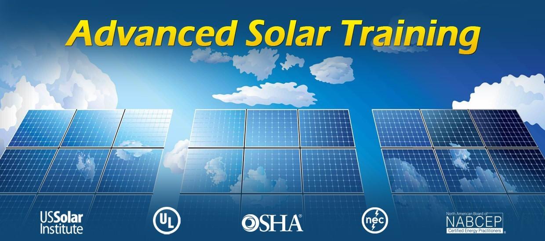 Advanced Solar Training