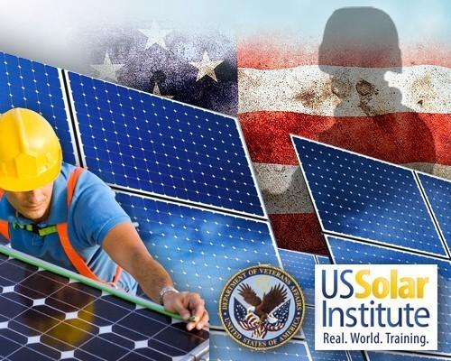 Military solar training college