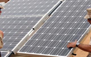 solar national security