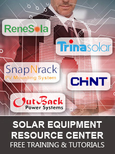 solar_equipment_resource_center - Advanced Solar Training Courses