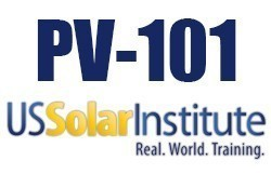 PV101 Solar Fundamentals Online Course