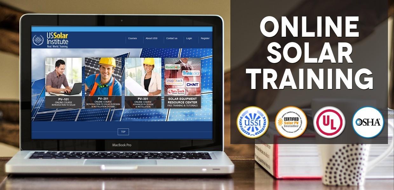 PV Training Online