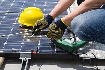 solar training equipment upgrade