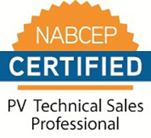 NABCEP Technical Sales
